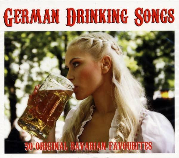 German Drinking Songs (2-CD)
