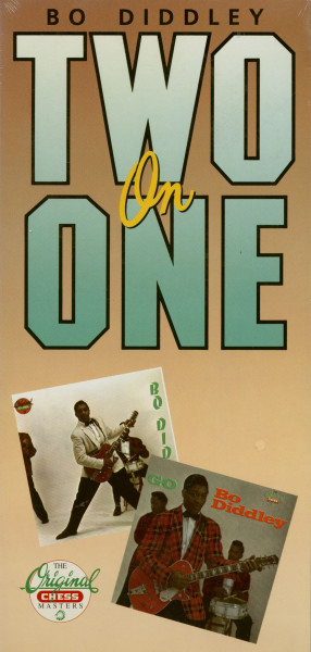Bo Diddley - Go Bo Diddley (CD)