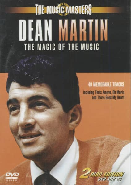 The Magic Of The Music (DVD)