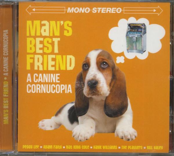 Man's Best Friend - A Canine Cornucopia (CD)