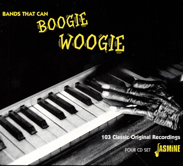 Bands That Can Boogie Woogie 4-CD
