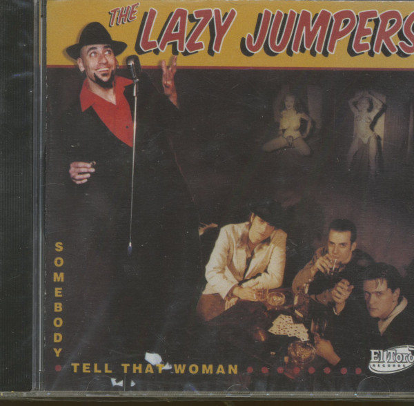 Somebody Tell That Woman (CD)