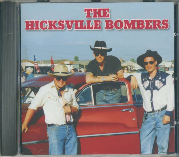 The Hicksville Bombers (CD Album)