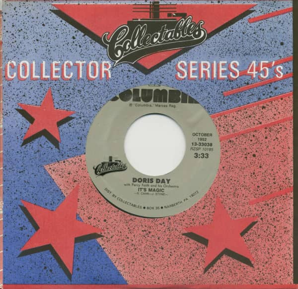 It's Magic - Everybody Loves A Lover (7inch, 45rpm, BC, CS)