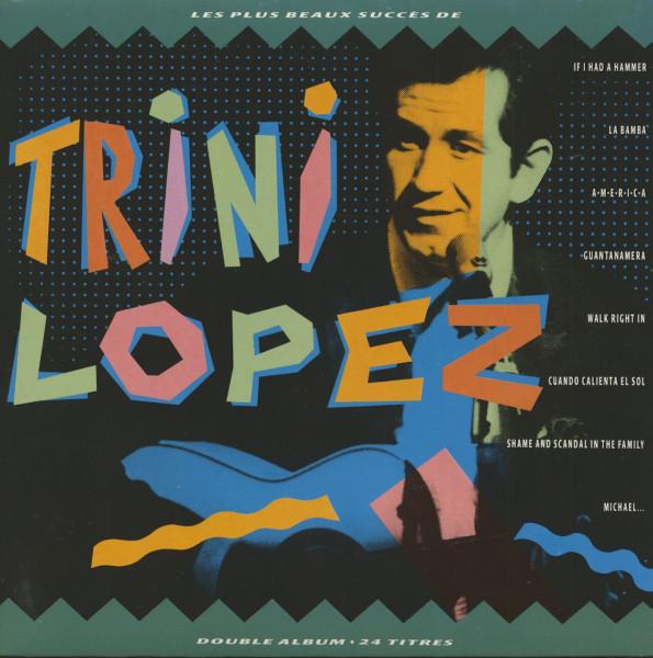 Les Plues Beaux Succes De Trini Lopez (2-LP)