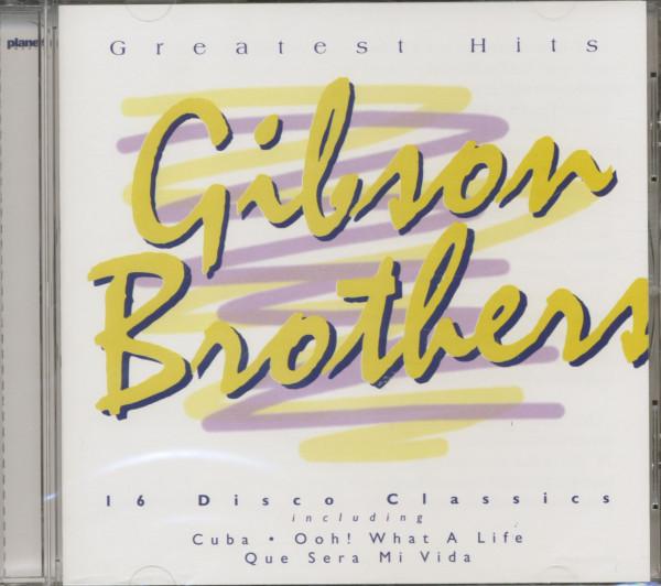 Greatest Hits - 16 Disco Classics (CD)
