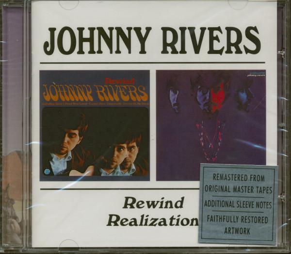 Rewind - Realization (CD)