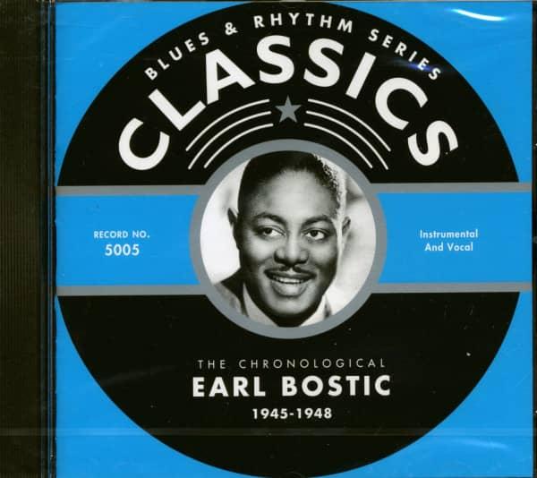 The Chronological 1945-1948 (CD)