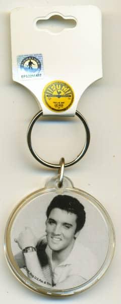 Key Ring - Schlüsselanhänger - That's All Right, Mama-Sun-Elvis Presley
