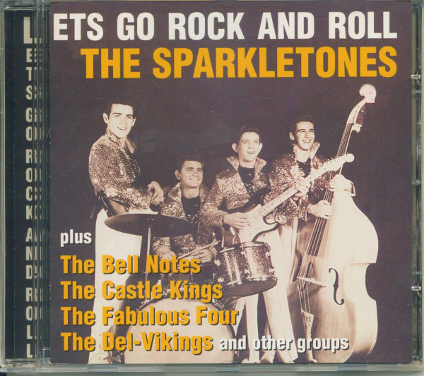 Let's Go Rock And Roll (CD)