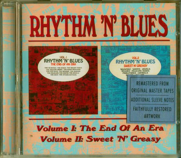 Rhythm & Blues Vol.1&2 (CD)