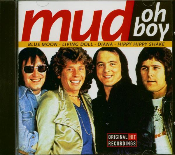 Oh Boy (CD)