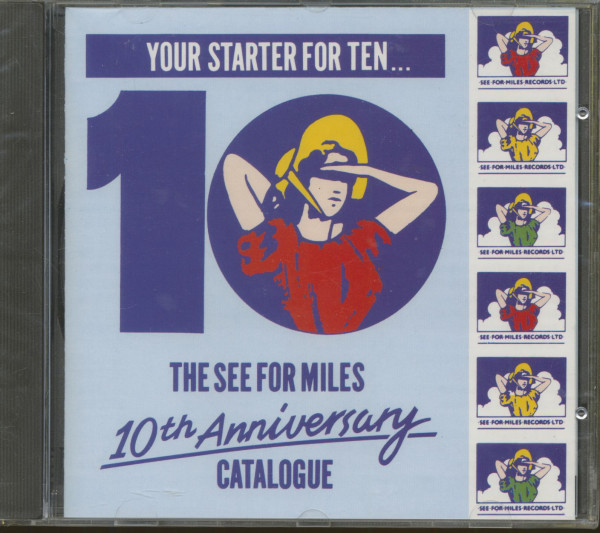 Your Starter For Ten - The 'See For Miles' 10th Anniversary Sampler (CD)