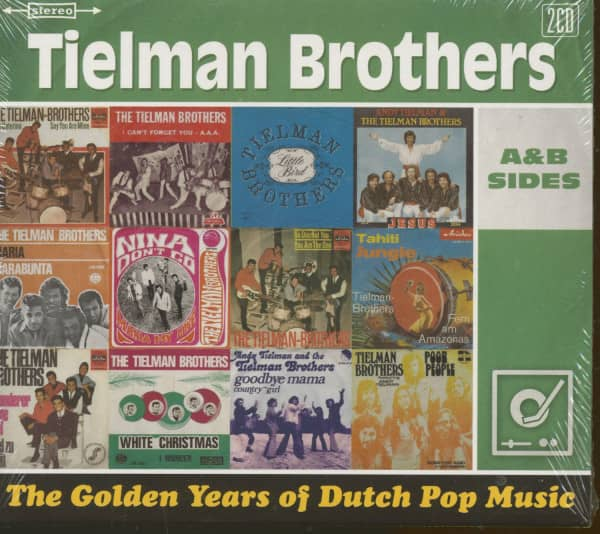 The Golden Years Of Dutch Pop Music (2-CD)