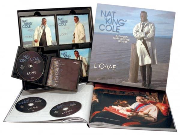 L-O-V-E The Complete Capitol Recordings 1960-1964 Vol.2 (11-CD)