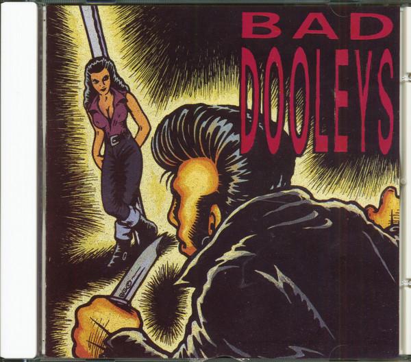 Bad Dooleys - No Escape (CD)