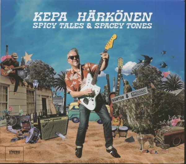 Spicy Tales & Spicy Tones (CD)