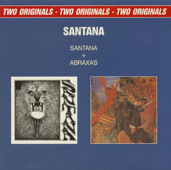 Santana + Abraxas (2-LP)