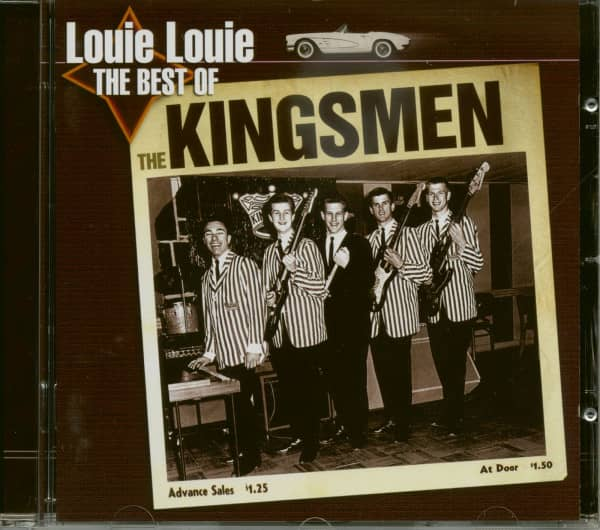 Louie Louie - The Best Of (CD)