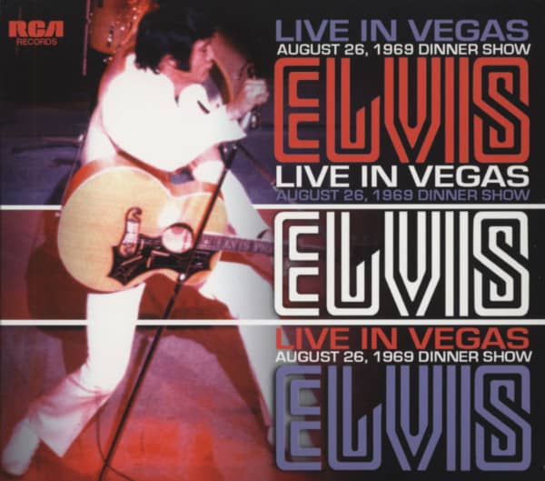 Live In Las Vegas (26.08.1969 Dinner Show)