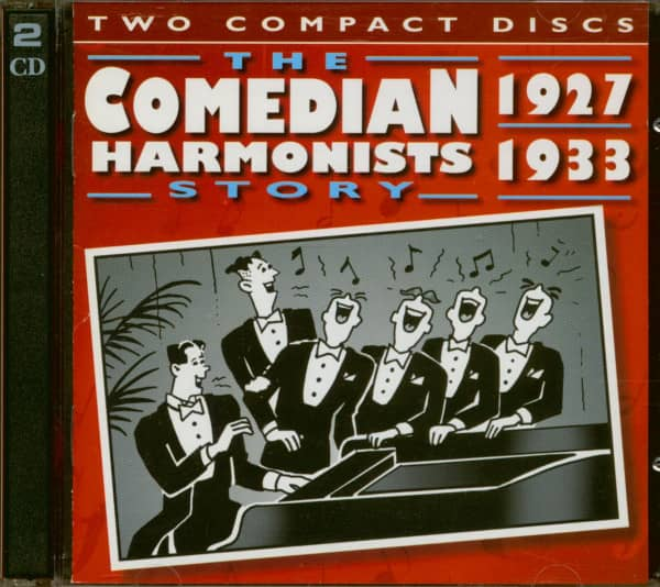 The Comedian Harmonist Story 1927 - 1933 (2-CD)