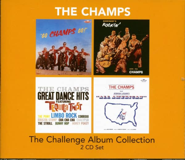The Challenge Album Collection (2-CD)