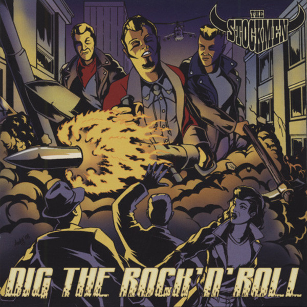 Dig The Rock & Roll