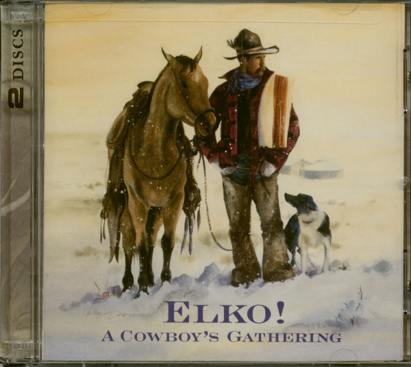 Elko! A Cowboys's Gathering (2-CD)