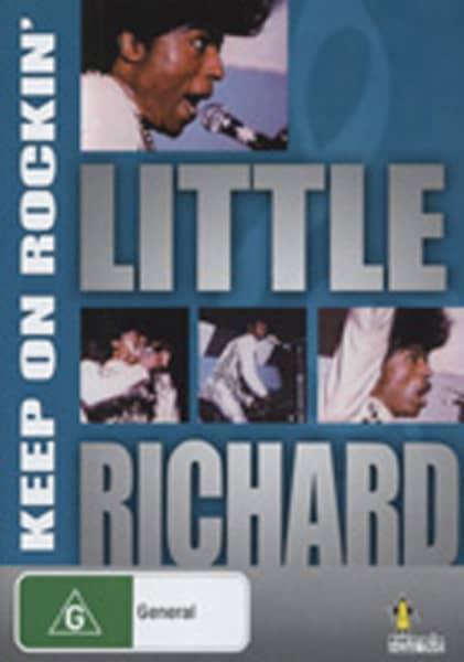 Keep On Rockin' - Toronto 1969 (Code 4)