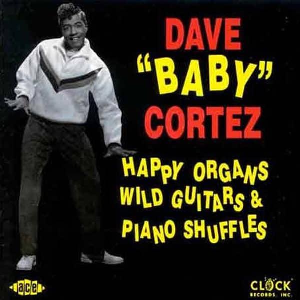 Happy Organs, Wild Guitars & Piano Shuffles