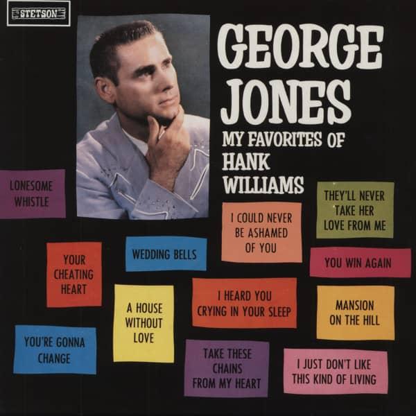 My Favorites Of Hank Williams (Vinyl)