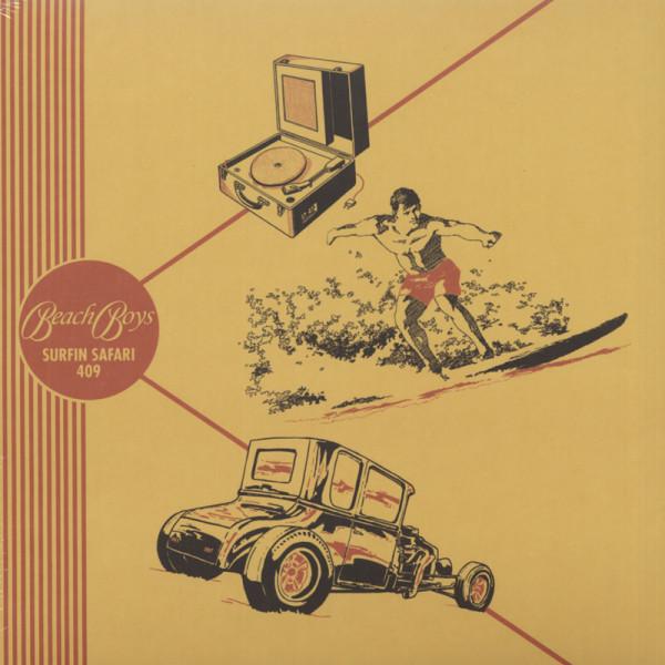 Surfin' Safari 25cm Vinyl-EP Limited Edition