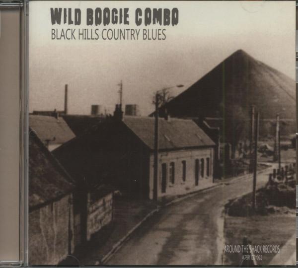Black Hills Country Blues (CD)