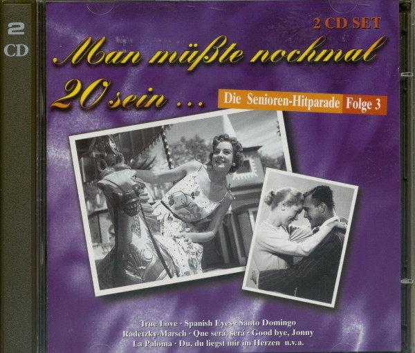 Vol.3, Man muesste nochmal 20 sein... 2-CD