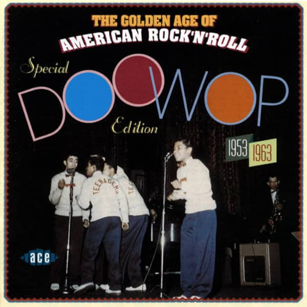 Golden Age Of US Rock & Roll-Doo Wop Edition