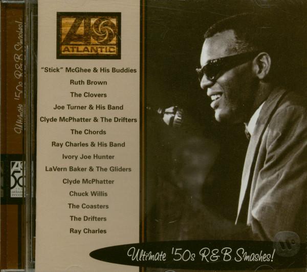 Atlantic Ultimate 50's Rhythm & Blues Smashes (CD)