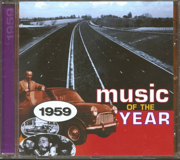 Music Of The Year - 1959 (CD)