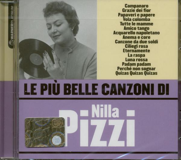 Le Piu Belle Canzoni Di Nilla Pizzi (CD)