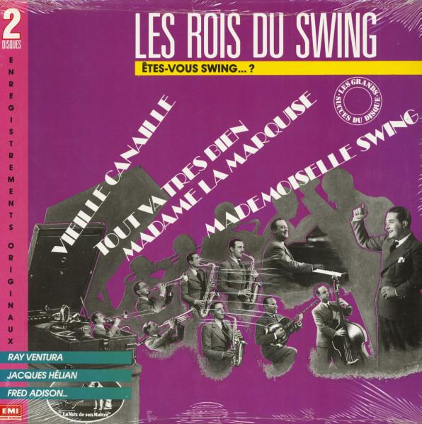 Les Rois Du Swing - Etes-Vous Swing ? (2-LP)