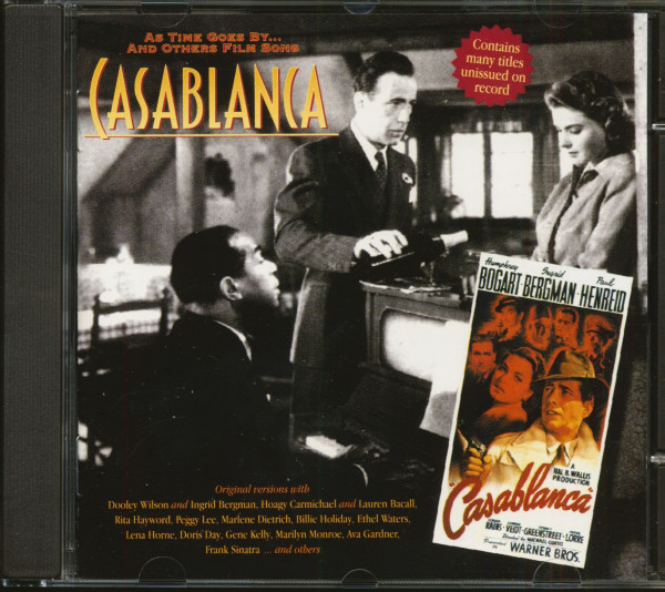 Casablanca - As Time Goes By... And Other Film Songs (CD)