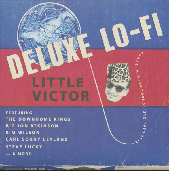 Deluxe Lo-Fi (LP)