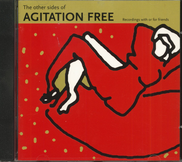 The Other Side Of Agitation Free (CD)