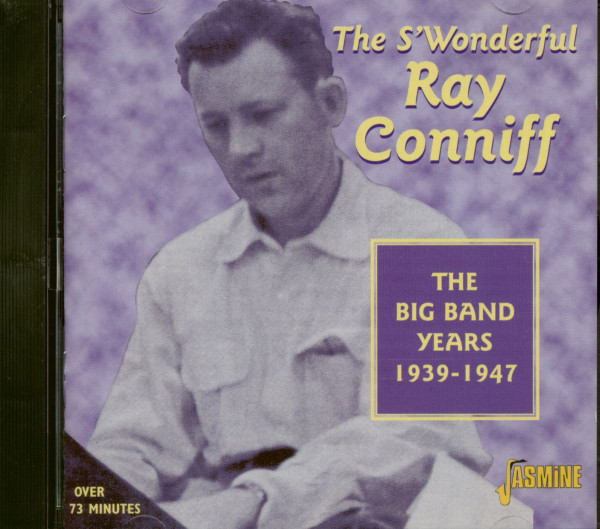 Big Band Years 1939-1947 (CD)