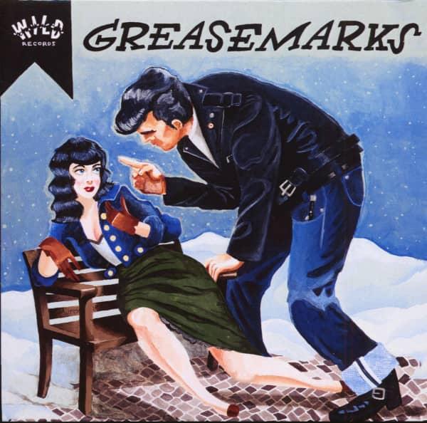 Greasemarks (CD)
