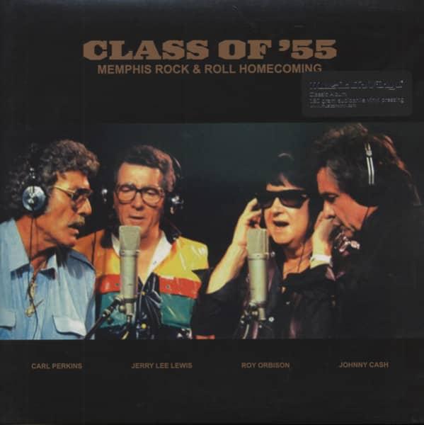 Memphis Rock & Roll Homecoming (LP, 180g Vinyl)