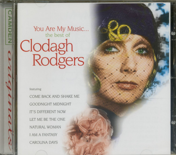 You Are My Music - The Best Of Clodagh Rodgers (CD)