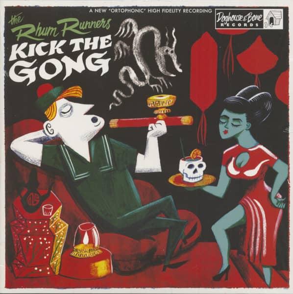 Kick The Cong (LP)