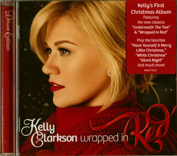 Wrapped In Red (CD, Deluxe Edition)