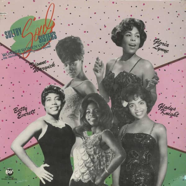 Soultry Soul Sisters - The History Of The Girl Group Sound, Vol.3 (LP)