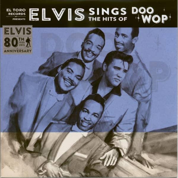 Elvis Sings The Hits Of Doo Wop (45rpm,EP,PS,BC)